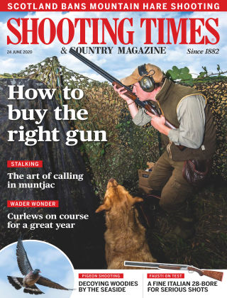 Shooting Times & Country Magazine 24th June 2020