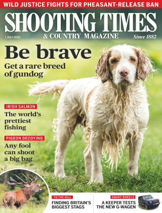 Shooting Times & Country Magazine 1st July 2020