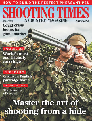 Shooting Times & Country Magazine 8th July 2020
