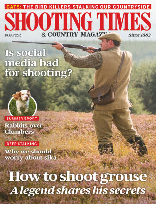 Shooting Times & Country Magazine 29th August 2020