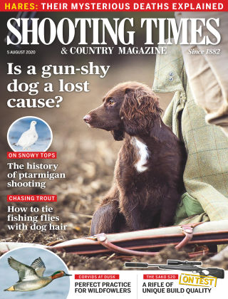 Shooting Times & Country Magazine 5th August 2020