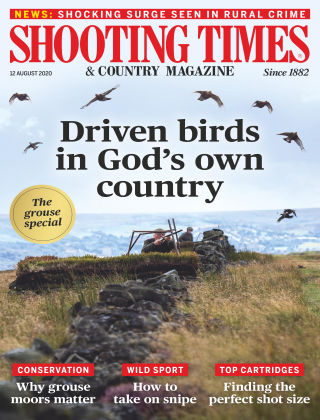 Shooting Times & Country Magazine 12th August 2020