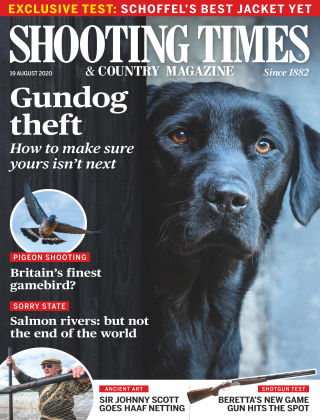 Shooting Times & Country Magazine 19th August 2020