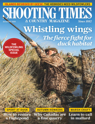 Shooting Times & Country Magazine 26th August 2020
