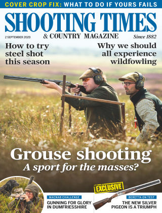 Shooting Times & Country Magazine 2nd September 2020