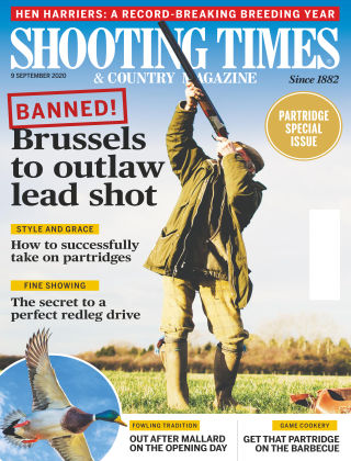 Shooting Times & Country Magazine 9th September 2020