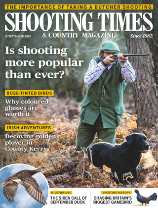 Shooting Times & Country Magazine 16th September 2020