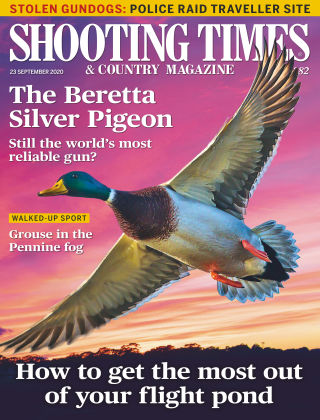 Shooting Times & Country Magazine 23rd September 2020