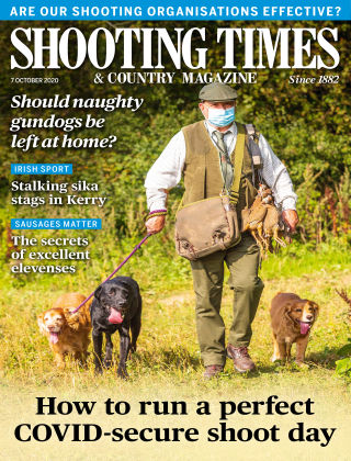 Shooting Times & Country Magazine 7th October 2020