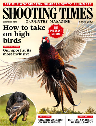 Shooting Times & Country Magazine 14th October 2020