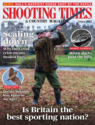Shooting Times & Country Magazine 28th October 2020