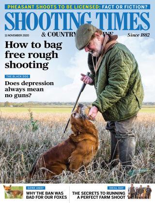 Shooting Times & Country Magazine 11th November 2020