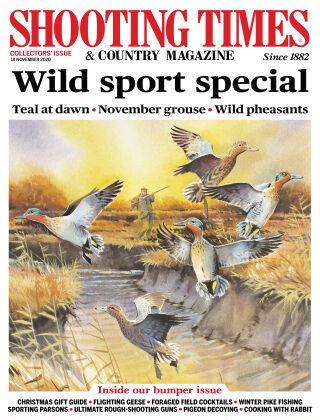 Shooting Times & Country Magazine 18th November 2020