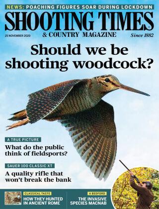 Shooting Times & Country Magazine 25th November 2020