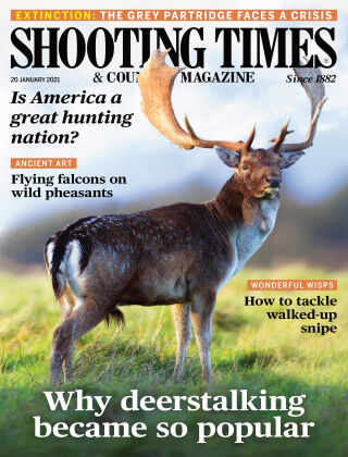 Shooting Times & Country Magazine 20th January 2021