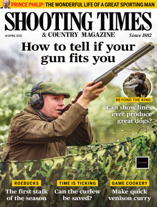 Shooting Times & Country Magazine 14-Apr-21