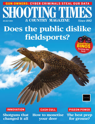 Shooting Times & Country Magazine 28-Jul-21