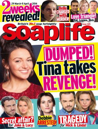 Soaplife 29 Mar - 11 Apr 2014