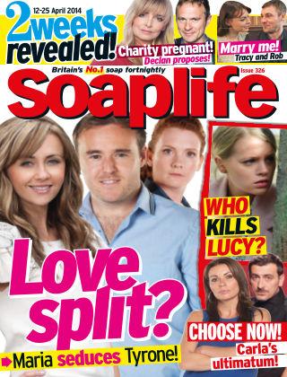 Soaplife 12th April 2014