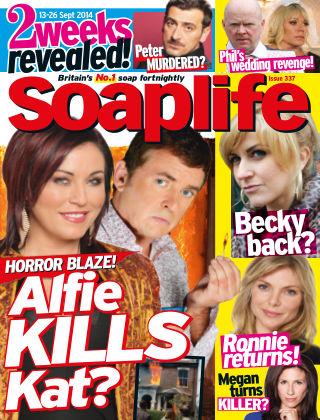 Soaplife 13th September 2014