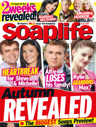 Soaplife 27th September 2014