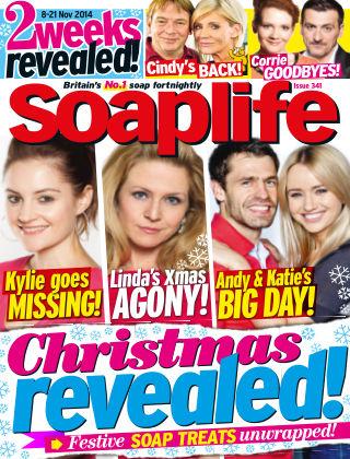 Soaplife 8th November 2014