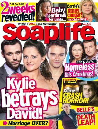 Soaplife 6th December 2014