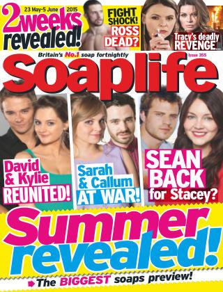 Soaplife 23rd May 2015