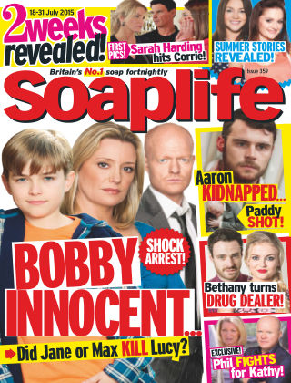 Soaplife 18th July 2015