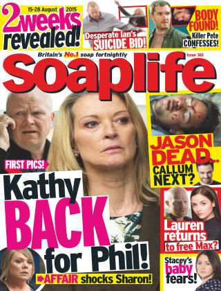 Soaplife 15th August 2015
