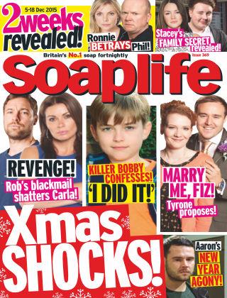 Soaplife 5th December 2015