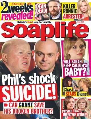 Soaplife 21st November 2015
