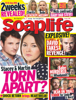 Soaplife 13th August 2016