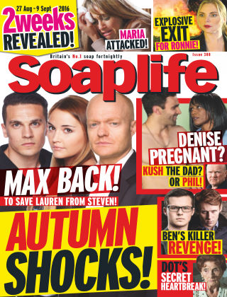 Soaplife 27th August 2016