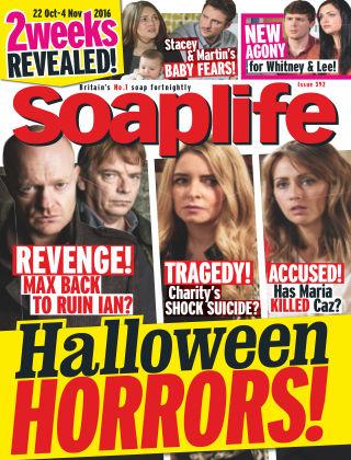 Soaplife 22nd October 2016