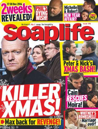 Soaplife 17th December 2016