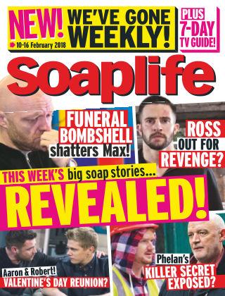 Soaplife Feb 6th 2018