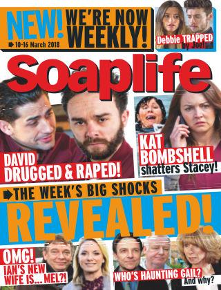 Soaplife 10th March 2018