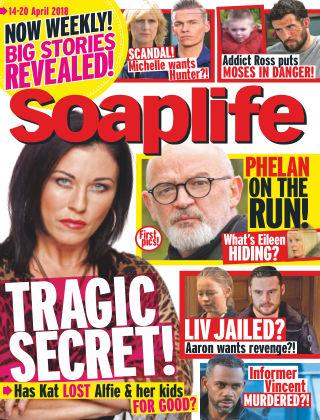 Soaplife 17th April 2018
