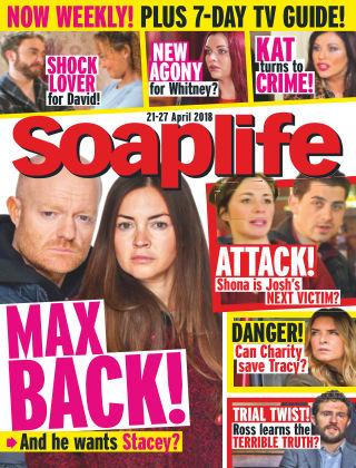 Soaplife 24th April 2018