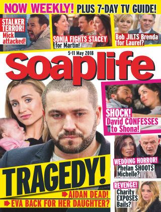 Soaplife 8th May 2018