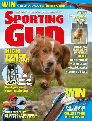 Sporting Gun April 2014