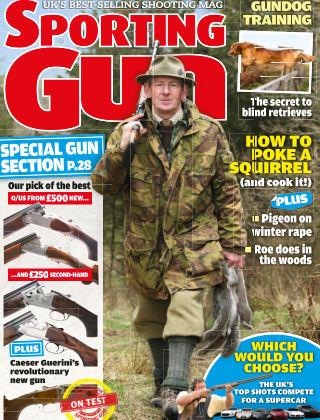 Sporting Gun May 2014