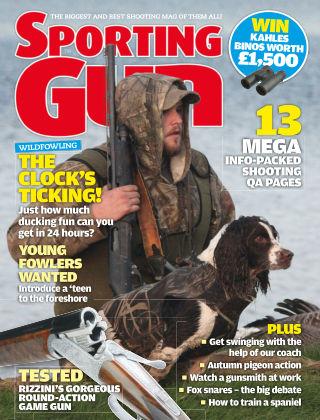 Sporting Gun October 2013