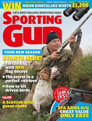 Sporting Gun October 2014