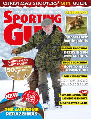 Sporting Gun December 2014