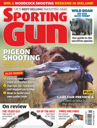 Sporting Gun August 2015