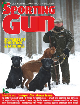 Sporting Gun January 2016