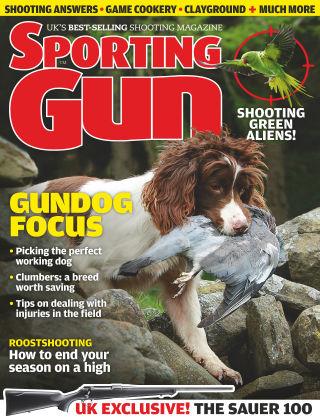 Sporting Gun April 2016