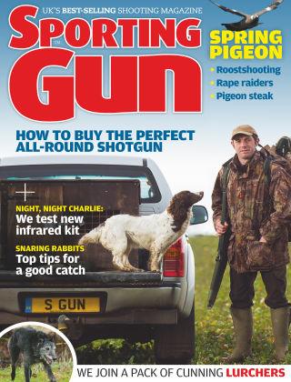 Sporting Gun May 2016